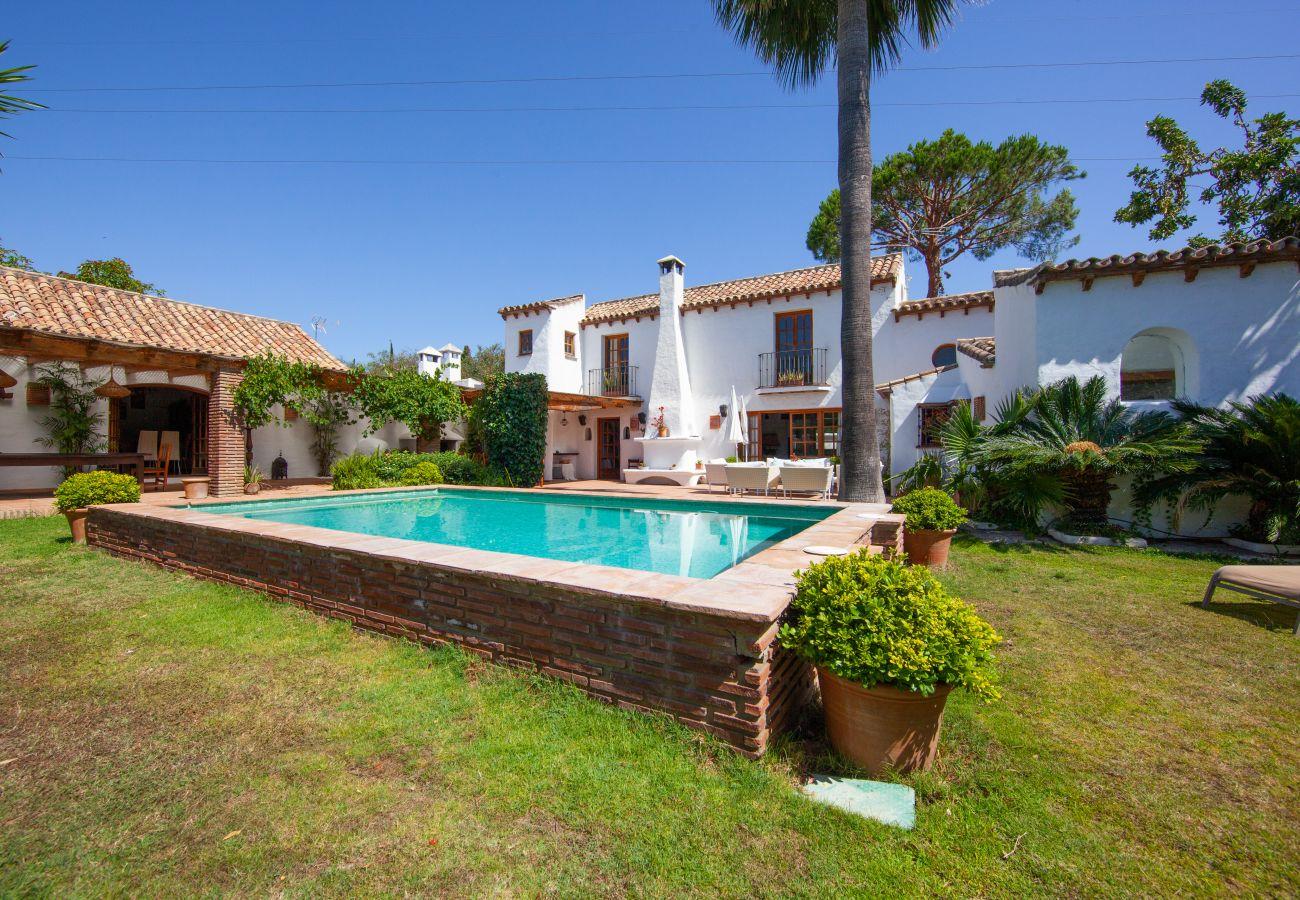 Villa in Marbella - Villa in La Virginia, Marbella