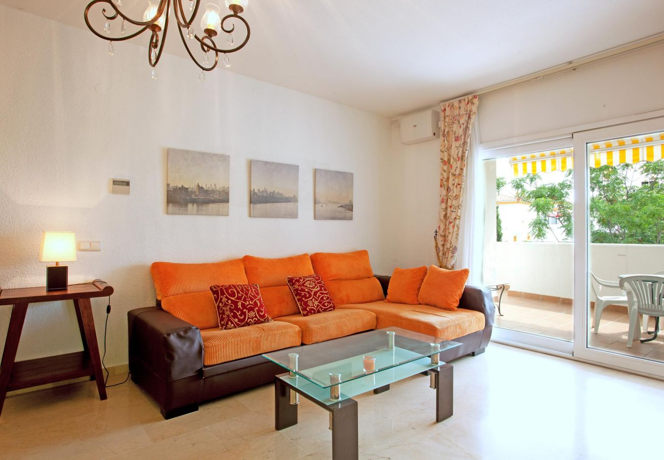 Apartment in Marbella - Long term rental in Jardines de Sierra Blanca