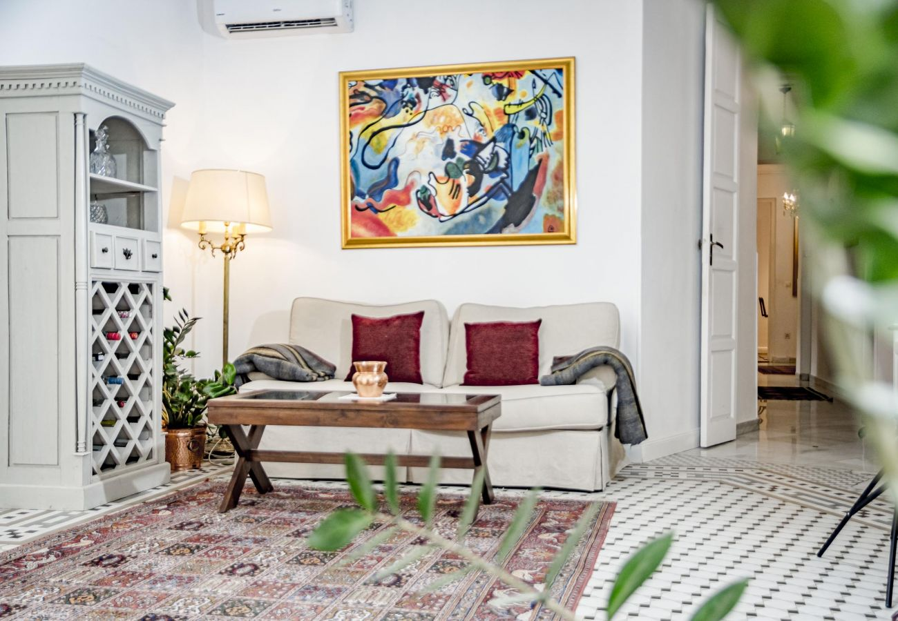 Apartment in Málaga - PLVM- 3 bedroom apartment center of Malaga old town