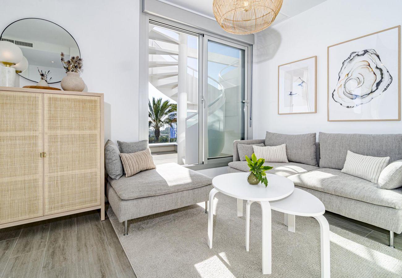 Apartment in Estepona - LEM2- Brand new apartment in a quiet location