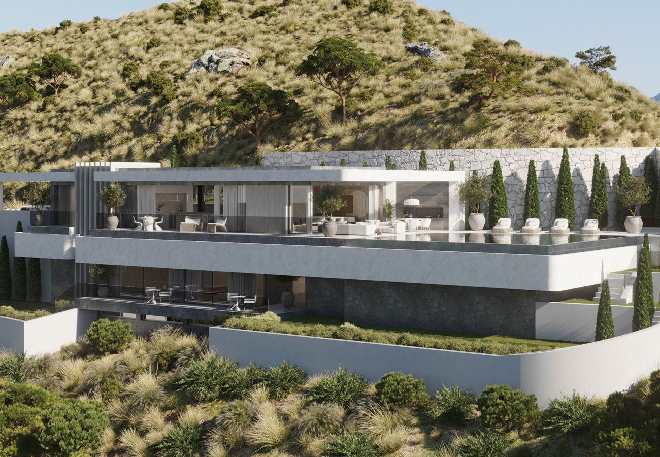 Villa/Dettached house in La Quinta - Vista Lago La Quinta