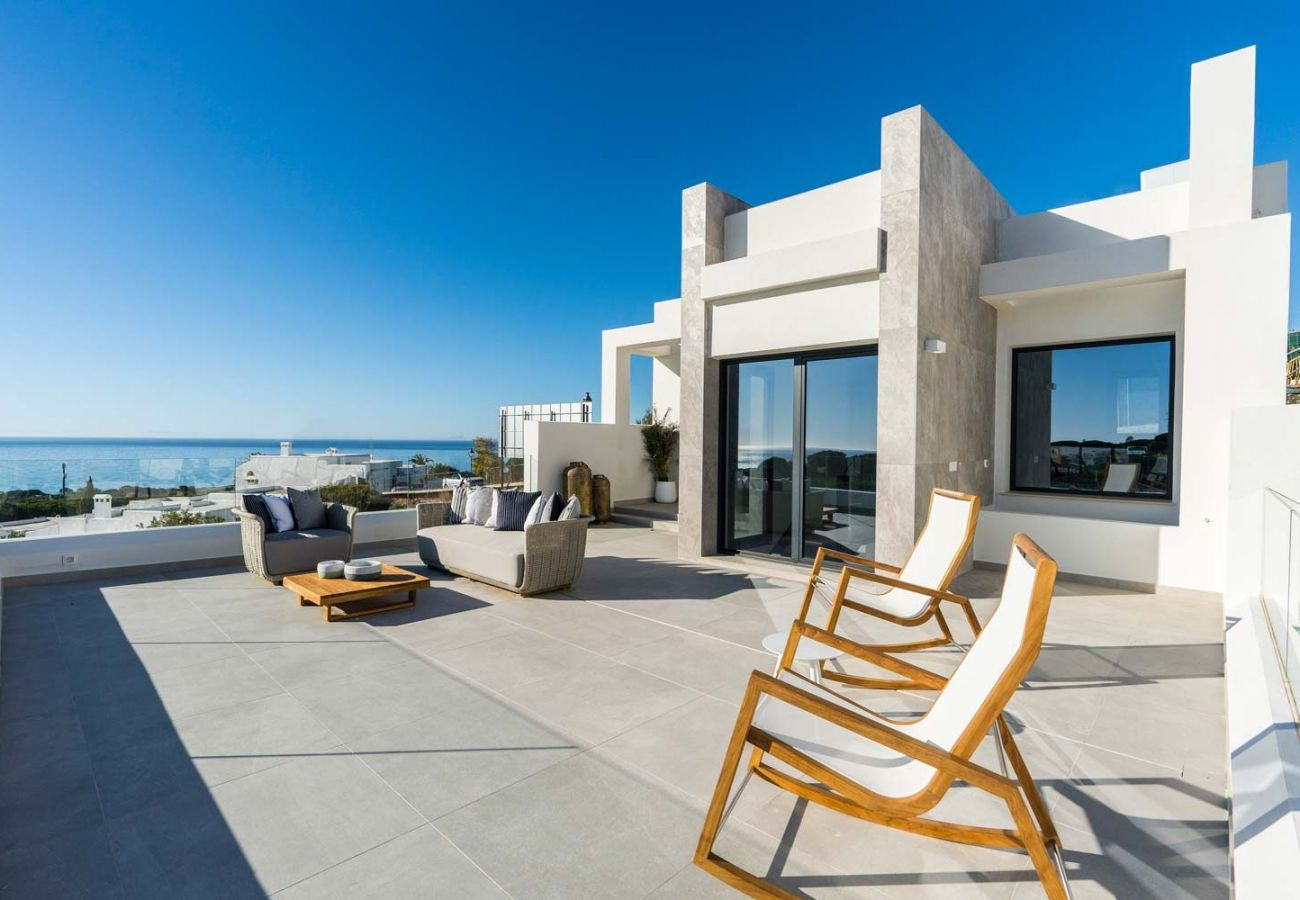 Semi-detached house in Marbella - The Cape Cabopino, Marbella
