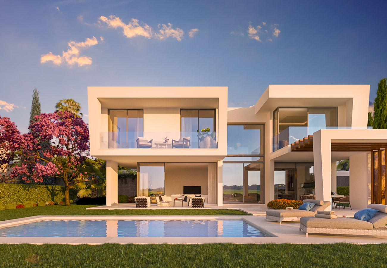 Villa/Dettached house in Marbella - Icon villas Marbella