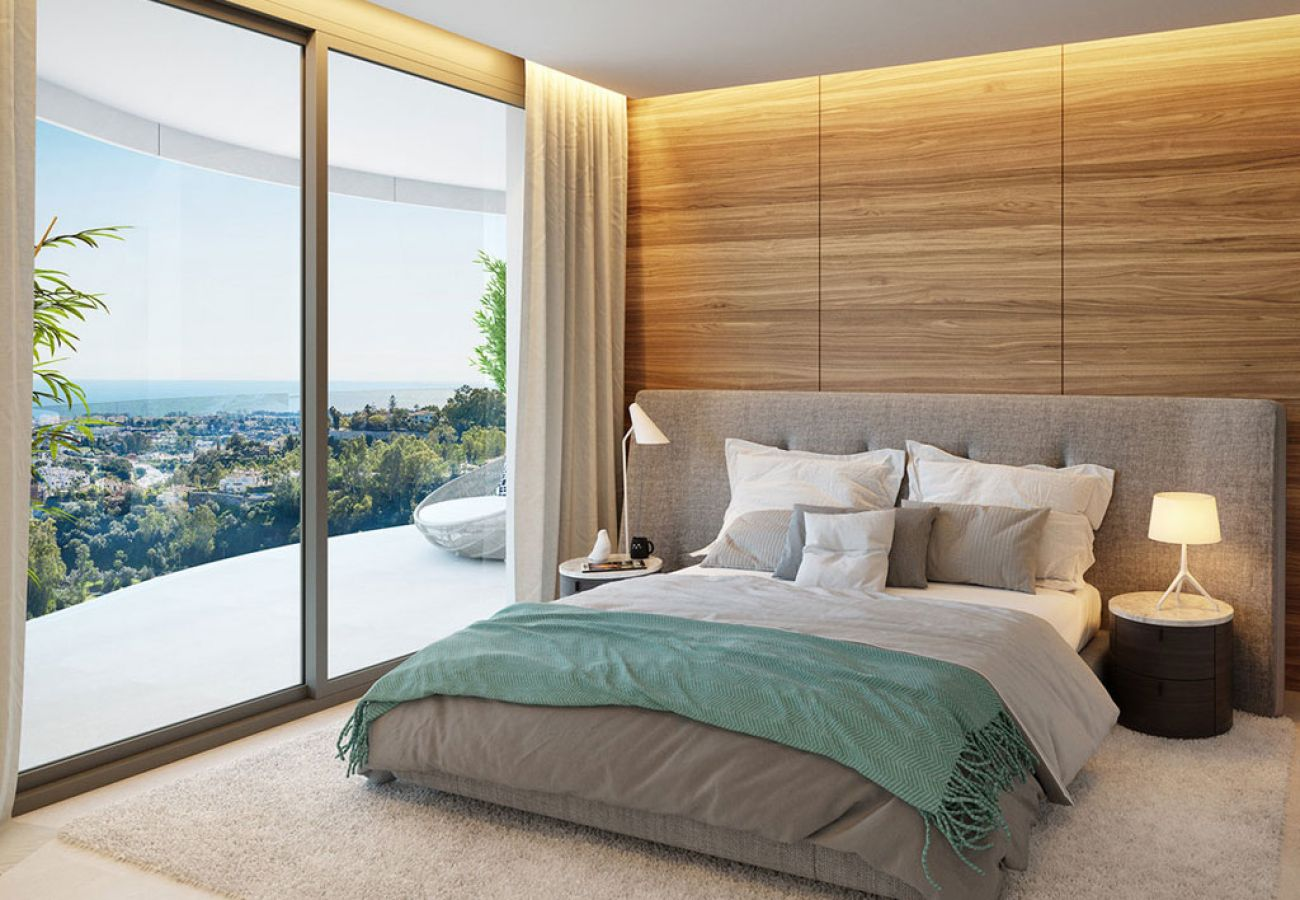 Apartment in La Quinta - The View Marbella, luxury apartments