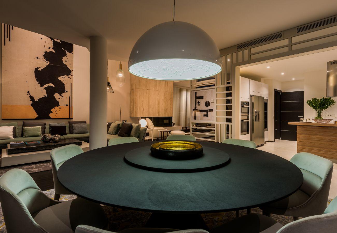 Villa/Dettached house in Marbella - Villa Altius, Golden Mile, Marbella