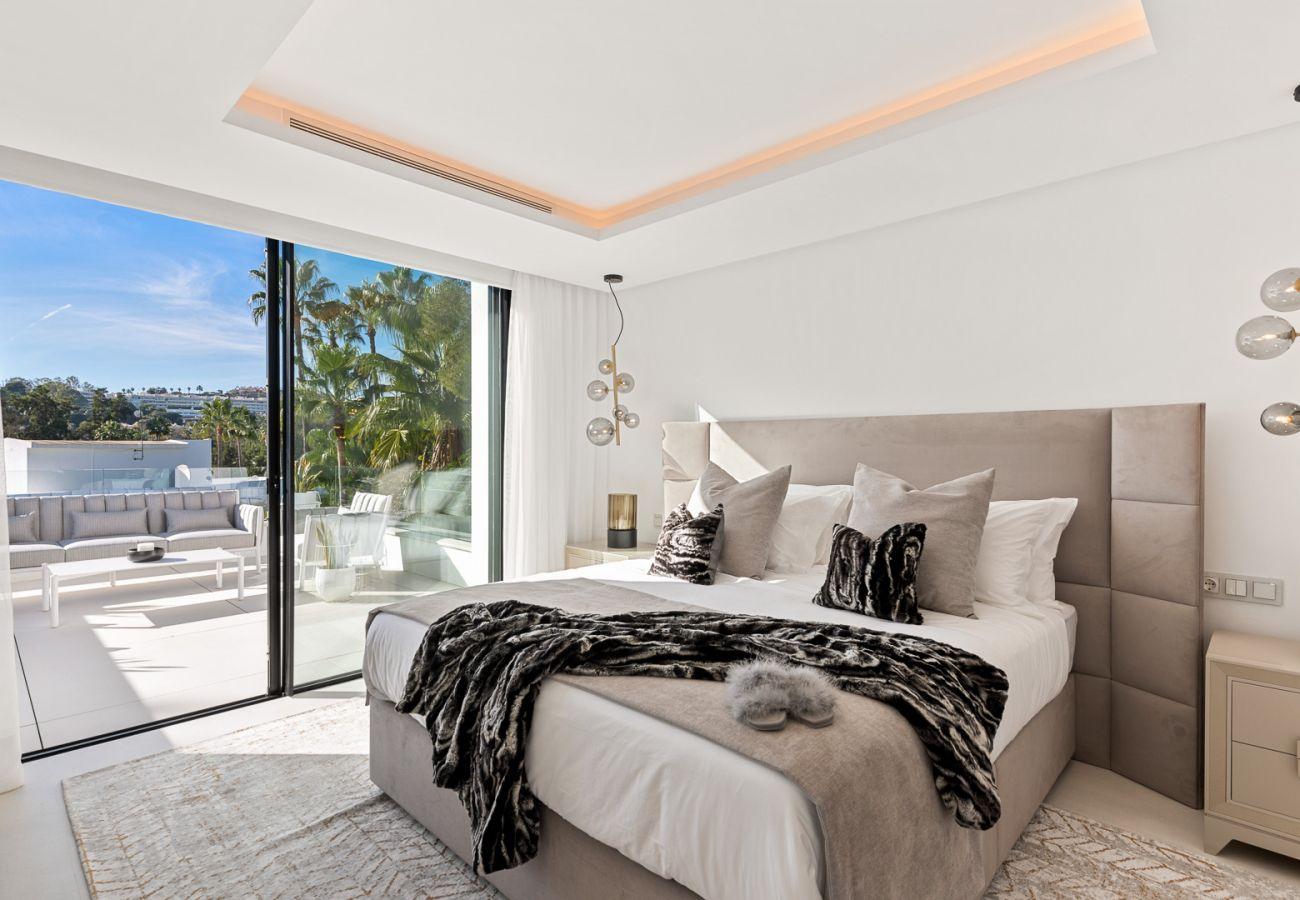 Villa/Dettached house in Marbella - Casa Laranja, Nueva Andalucia Marbella