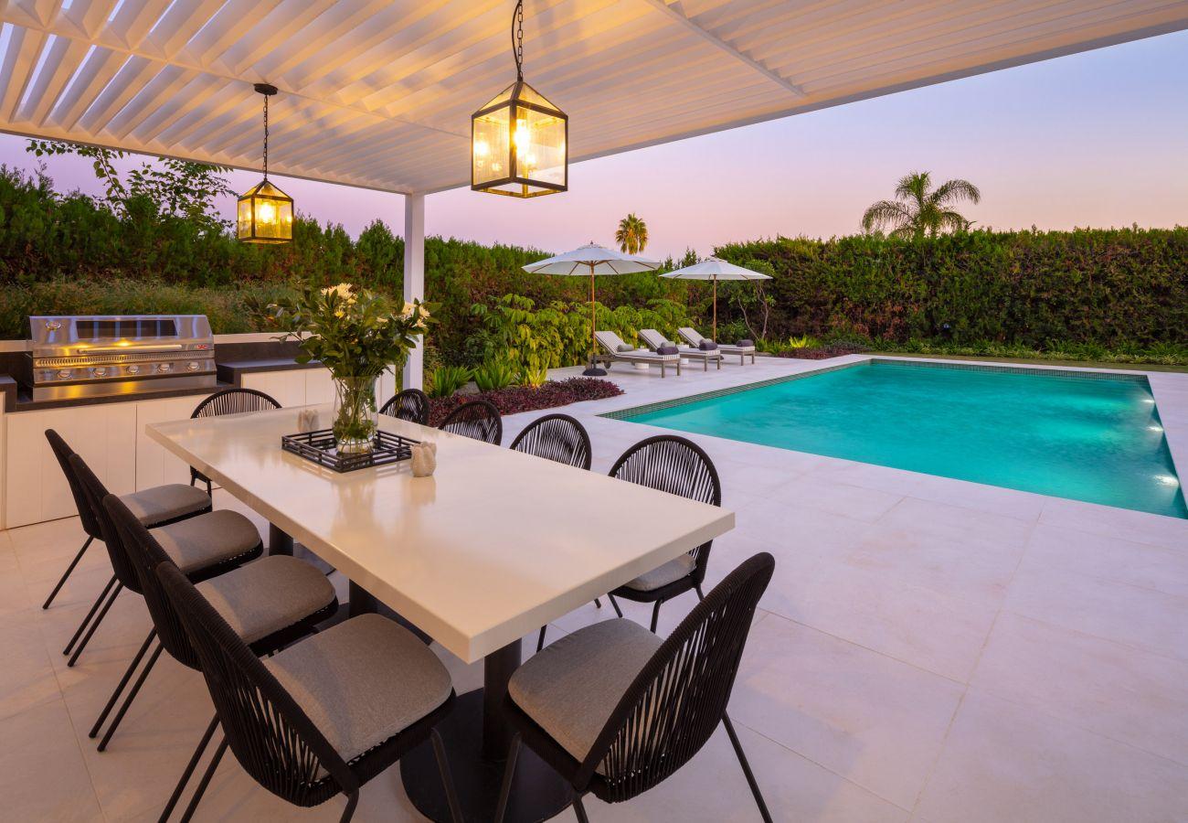 Villa/Dettached house in Marbella - Villa for sale in Aloha, Nueva Andalucia, Aloha 144