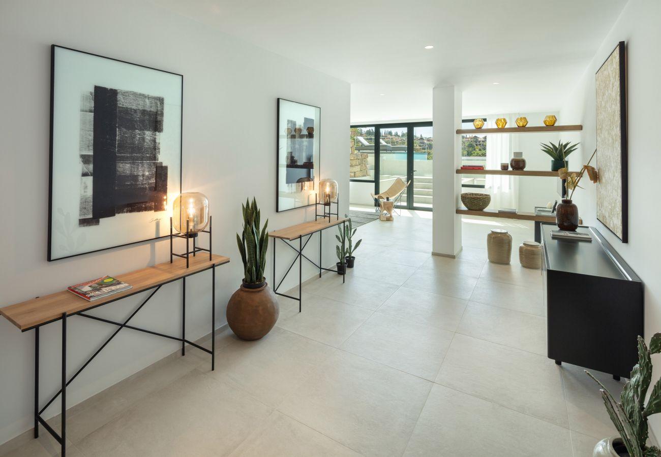 Villa/Dettached house in Estepona - Belfry Estepona