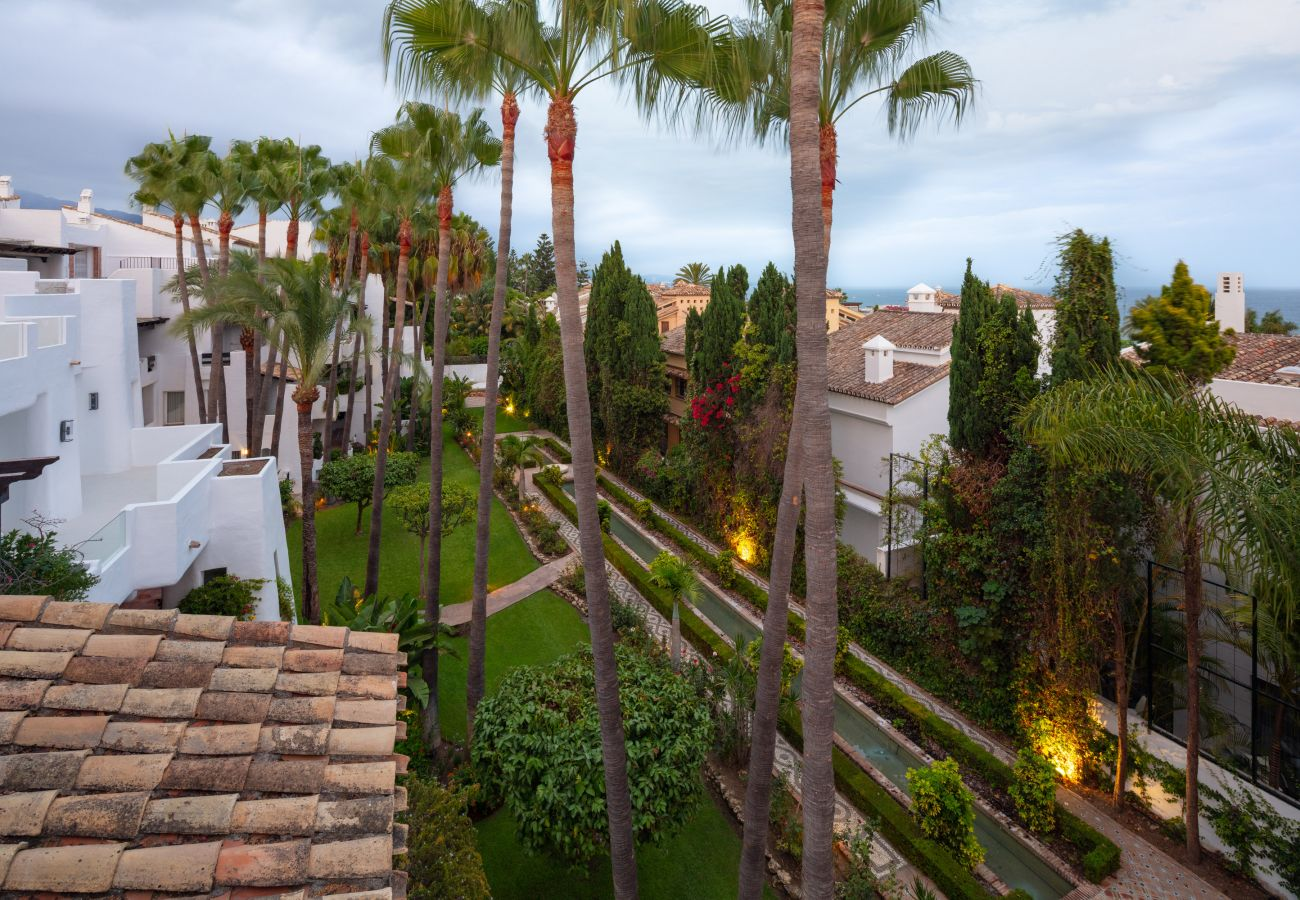 Penthouse in Marbella - Penthouse for sale in Puente Romano Marbella