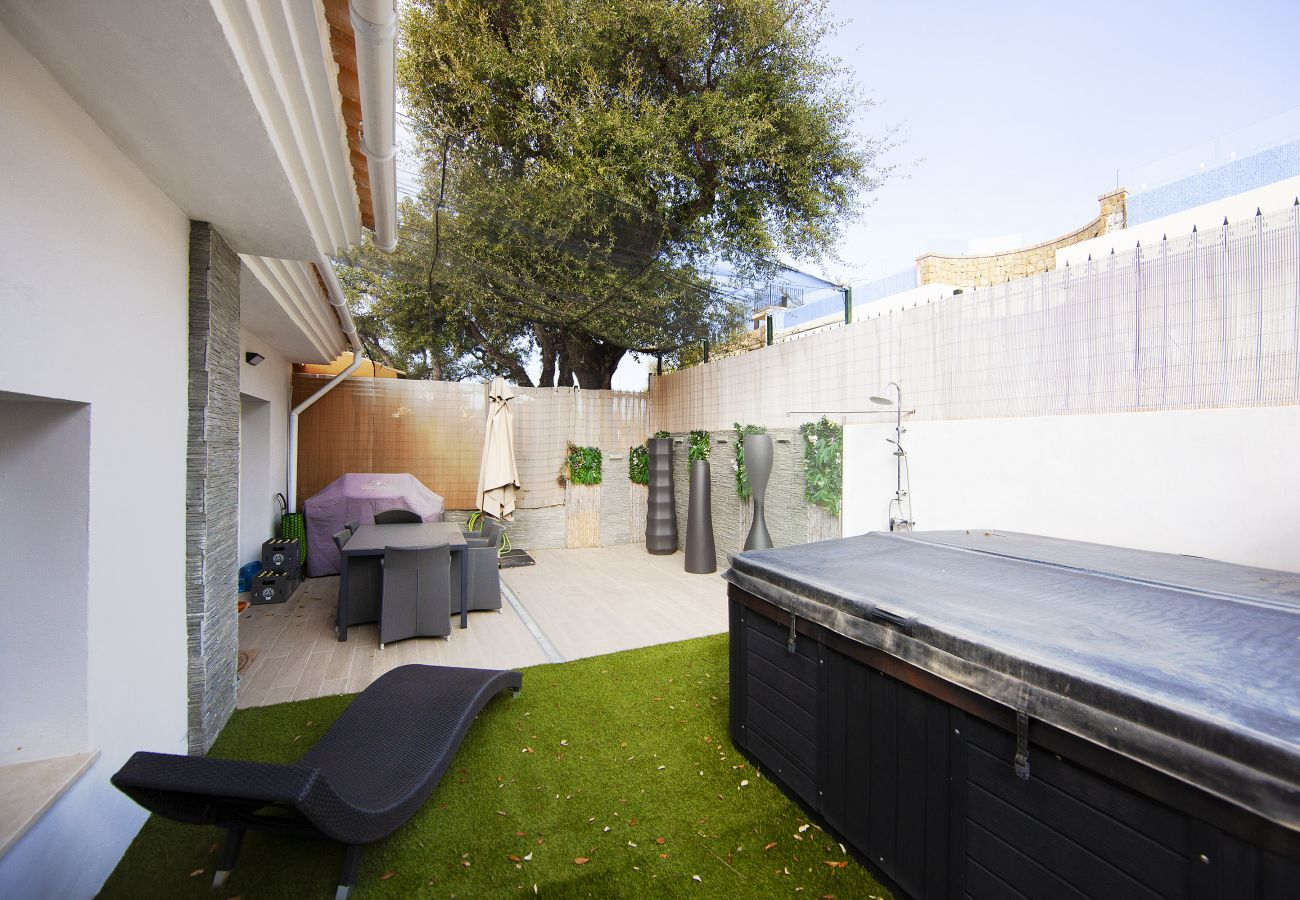 Townhouse in Ojen - Luxury Townhouse with stunning views in La Mairena