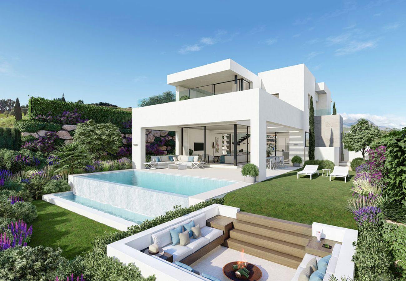 Villa/Dettached house in Estepona - Takara Villas Estepona