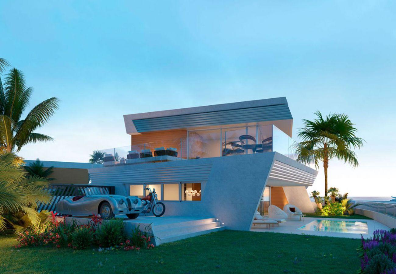 Townhouse in Mijas Costa - Eden Resort Mijas Costa
