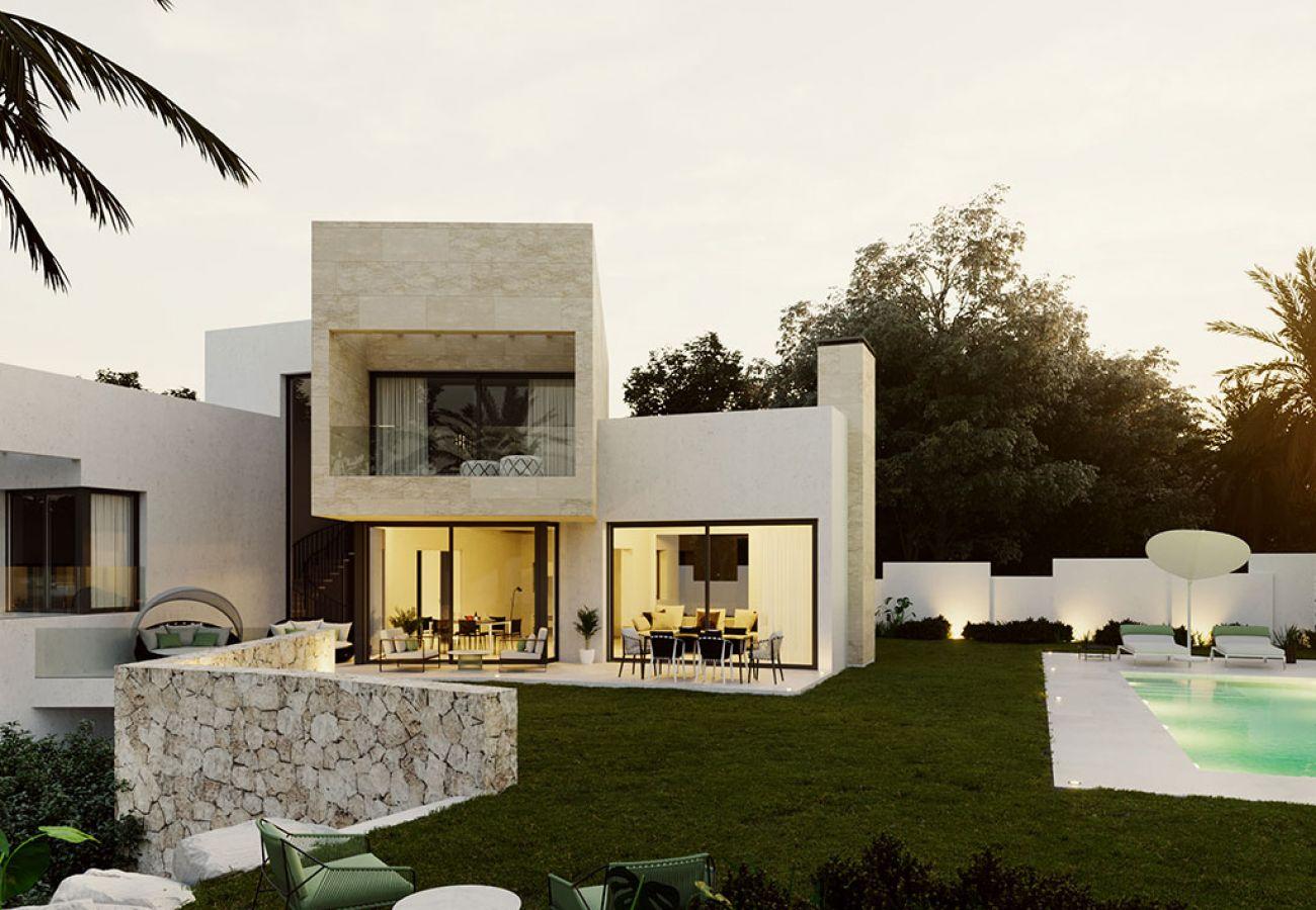 Villa/Dettached house in Benahavís - Infinity villas Mirador del Paraiso