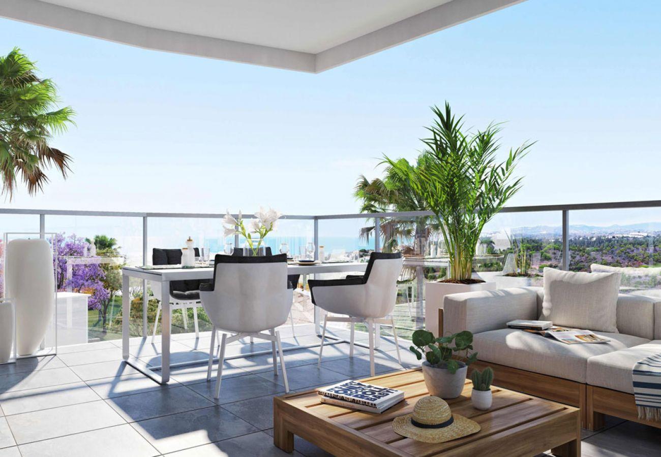 Apartment in Mijas Costa - Vitta nature Mijas Costa